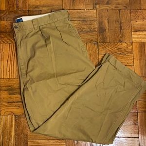 Polo Ralph Lauren dark khaki classic chino pants